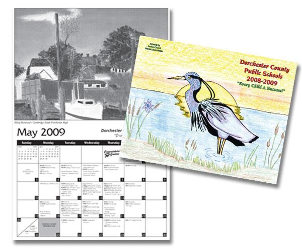 Dorchester County School Calendar